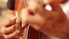 Brazilian Mandolin Stock Footage