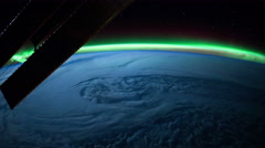 NASA earth - stock footage