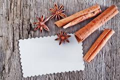 Aroma spice Stock Photos
