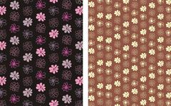 FLORAL SEAMLESS PATTERN 1 - stock illustration
