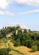 Panzano, CHianti - stock photo