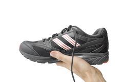 Stock Photo of running shoe