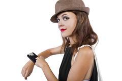 DIY Smart Watch Stock Photos