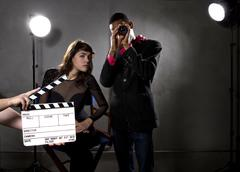 Film Producers Stock Photos