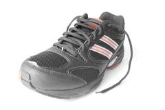running shoe - stock photo