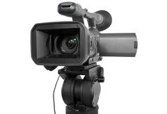 Production Camera Kuvituskuvat