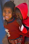 African children Stock Photos