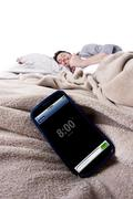 Cell Phone Alarm Clock Kuvituskuvat