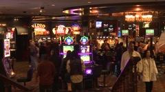Las Vegas Casino Stock Footage