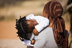 African family Stock Photos