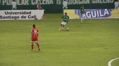 Penalty, Punishment, Soccer, Futbol, Sports Stock Footage