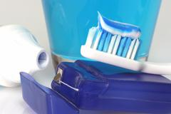 Dental care Stock Photos