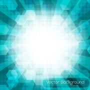 Abstract glare background Stock Illustration