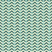 abstract zigzag textile seamless pattern - stock illustration
