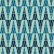 Stock Illustration of ancient triangle seamless pattern