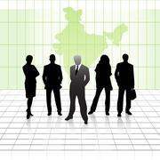 Business people, india Kuvituskuvat