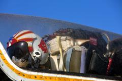 Jet Pilot Stock Photos