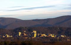 Asheville, NC - stock photo