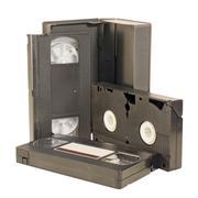 VHS video tapes Kuvituskuvat