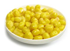 Yellow corn - stock photo