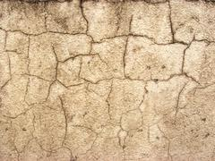 Cement cracks Stock Photos