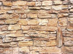 Stock Photo of Stone wall