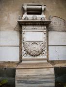 Italian sacred temple Stock Photos