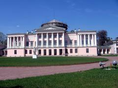 Ostankino palace - stock photo