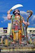 Mahisasura Stock Photos