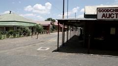 Kimberley Diamond Mine Museum 5 Stock Footage