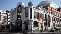 Michelin Building London United Kingdom  3 Stock Footage