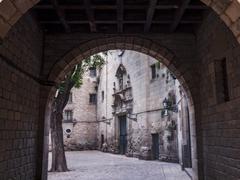 Unknown Barcelona - stock photo