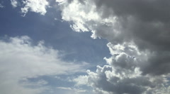 Nature Environment cloud sky 31 Stock Footage