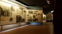 Auschwitz Camp Memories2 4k Stock Footage