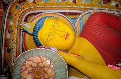 Anuradhapura - stock photo