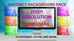 Abstract Background Pack PSD Template