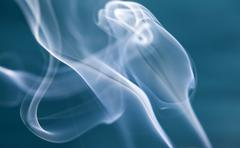 Stock Photo of Abstarct smoke