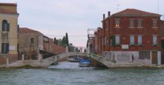 Venice (Venezia)  is a city in northeastern Italy Stock Footage