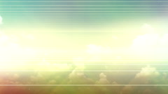 Line Art background 15 - stock footage