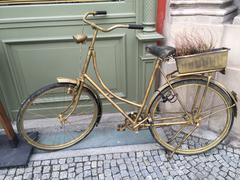 Bike rental Stock Photos