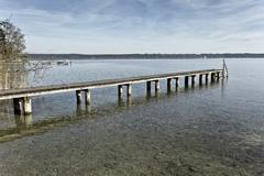 Stock Photo of jetty