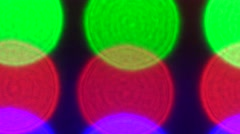 Loopable blinking lights Stock Footage