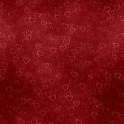 Stock Illustration of hearts