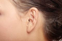 Ear - stock photo