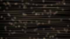 TV Static stereo signal noise,spectrum chaos confusion pattern art texture. Stock Footage