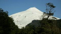 Villa Rica Volcano still Active. - stock footage