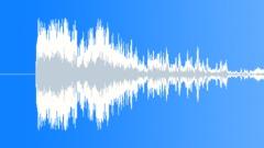 Strange place - sound effect