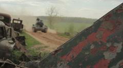 Heavy Equipment Stock Footage
