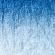 Blue and white gradient on denim jean Stock Photos