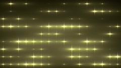 Floodlights disco background. Gold creative bright flood lights flashing.  Stock Footage